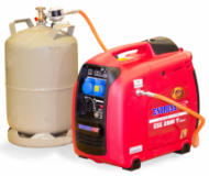 Генератор Endress ESE 2000 T Silent Gas