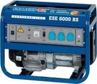 Генератор Endress ESE 6000 BS + набор колес