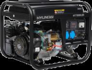 Генератор Hyundai HY 7000LER
