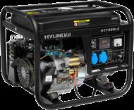 Генератор Hyundai HY 7000LE