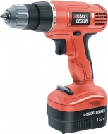 Шуруповерт Black&Decker EPC12BAST2