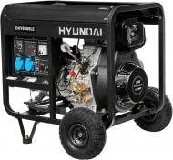 Генератор Hyundai DHY 8000LE