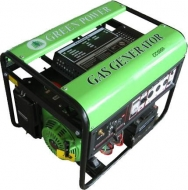 Электростанция Green Power CC5000АТ LPG/NG-Т2