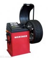 Балансировочный станок Werther OLIMP 2500