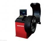 Балансировочный станок WERTHER OLIMP 6000C