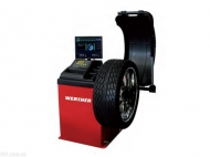 Балансировочный станок WERTHER OLIMP 9500