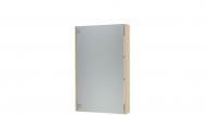 Зеркальный шкаф ЭКО - 55 бежевый