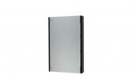 Зеркальный шкаф ЭКО-60 черный