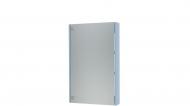 Зеркальный шкаф ЭКО-60 голубой