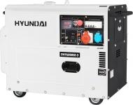 Генератор Hyundai DHY 6000SE3