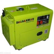 Дизельный генератор Dalgakiran DJ 7000 DG-EСS