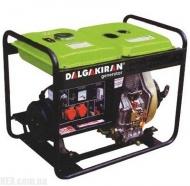 Дизельный генератор Dalgakiran DJ 7000 DG-ТE