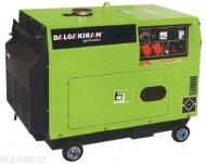 Дизельный генератор Dalgakiran DJ 7000 DG-ТEС