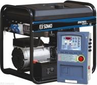 Дизельный генератор SDMO Diesel 10000 E-XLC