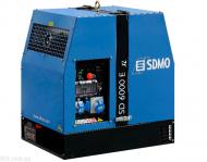 Дизельный генератор SDMO Diesel 6000 E-XLC