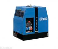 Дизельный генератор SDMO SD 6000 TE-XL