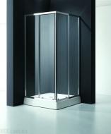 Душевая кабинка Koller Pool 900x900x1850 chrome; clear AC4E