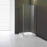 Душевая кабинка Koller Pool 900x900x1850 chrome; clear AC9E