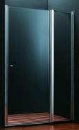 Душевые двери Koller Pool 1200х1950 chrome; clear QP2A