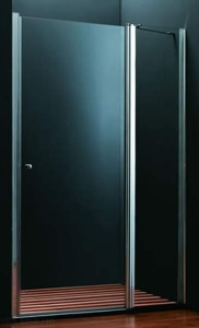 Душевые двери Koller Pool 1200х1950 chrome; clear QP2A, фото