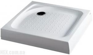 Душевой поддон Koller Pool 900x900x150 white EC92, фото