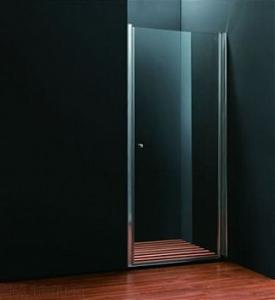 Дверь душевая Koller Pool 900x1950 bright chrome; clear glass QP10, фото
