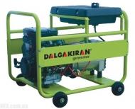 Генератор DALGAKIRAN DJ 150 BS-TE