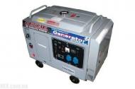 Генератор Glendale DP6500L-SLE/1 (автозапуск)