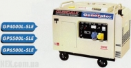 Генератор Glendale GP5500L-SLE