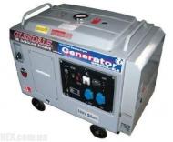 Генератор Glendale GP6500L-SLE/3