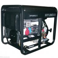 Генератор Hyundai DHY 6000LE3