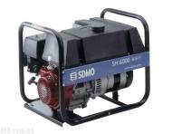 Генератор SDMO DX 6000 TE
