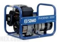 Генератор SDMO PHOENIX 3000 (3000R)