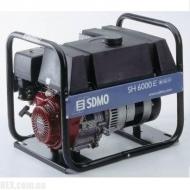 Генератор SDMO SH 6000 E-S