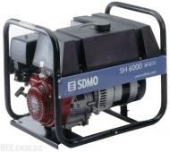 Генератор SDMO SH 6000-S