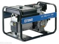 Генератор SDMO VX 180/4 DE