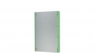 Зеркальный шкаф ЭКО-50 салатовый