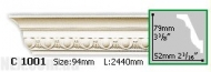 Карниз Gaudi Decor C 1001 (2.44м)
