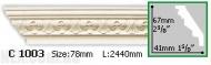 Карниз Gaudi Decor C 1003 (2.44м) Flexi