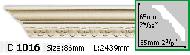 Карниз Gaudi Decor C 1016 (2.44м)