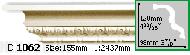 Карниз Gaudi Decor C 1062 (2.44м)