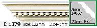 Карниз Gaudi Decor C 1079 (2.44м)