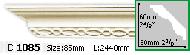Карниз Gaudi Decor C 1085 (2.44м)
