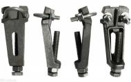 Комплект из 4 регулируемых ножек Jacob Delafon E4113-NF