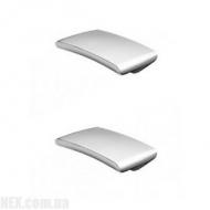 Комплект с 2-х ручек для ванной Jacob Delafon Repos Е75110-00 СР