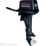 Лодочный мотор Nissan NS9.8B 1