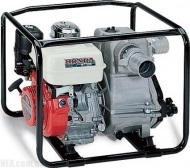 Мотопомпа Honda WT30