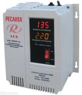 Стабилизатор АСН-1500 Н/1-Ц Ресанта Lux