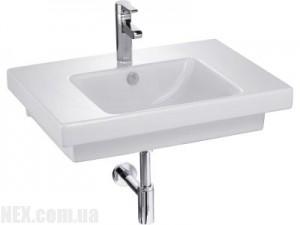 Умывальник со столиком ODEON UP Е 4732-00 70*52см, фото
