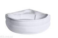 Ванна Artel Plast ЗЛАТА 136x136